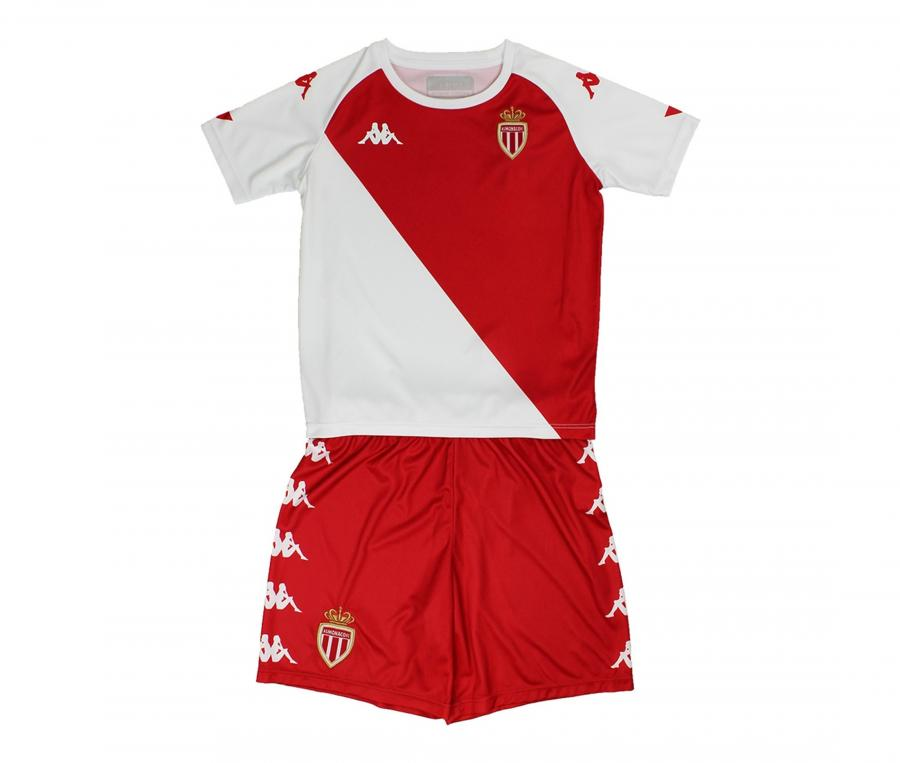 Mini Kit AS Monaco Domicile 2020/2021