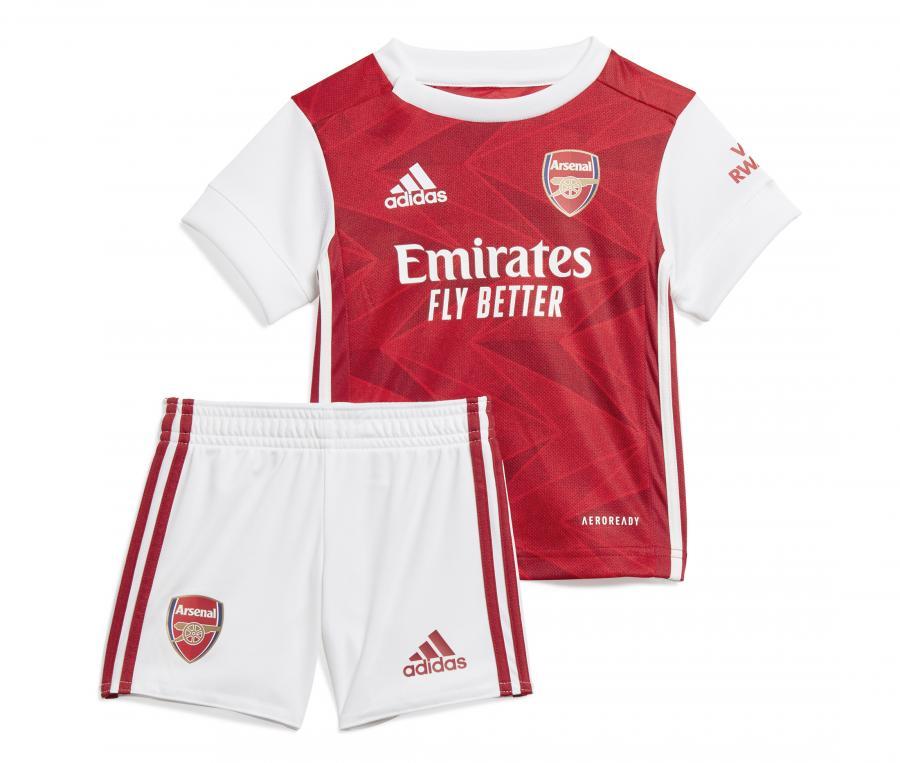 Mini Kit Arsenal Domicile 2021 Bébé