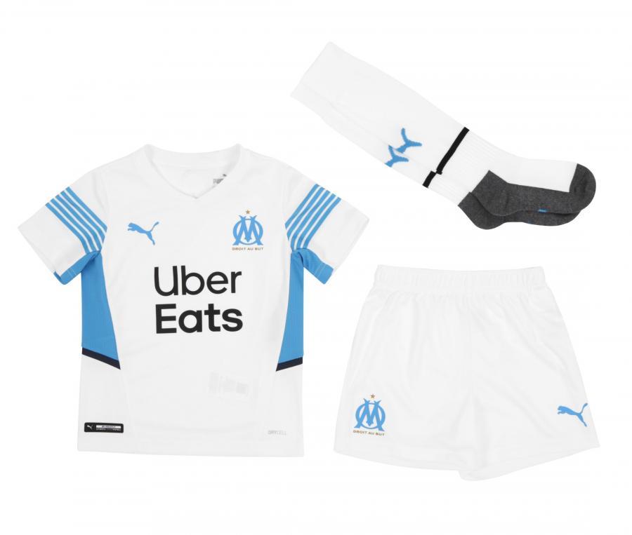Mini Kit OM Domicile 2021/2022 Junior