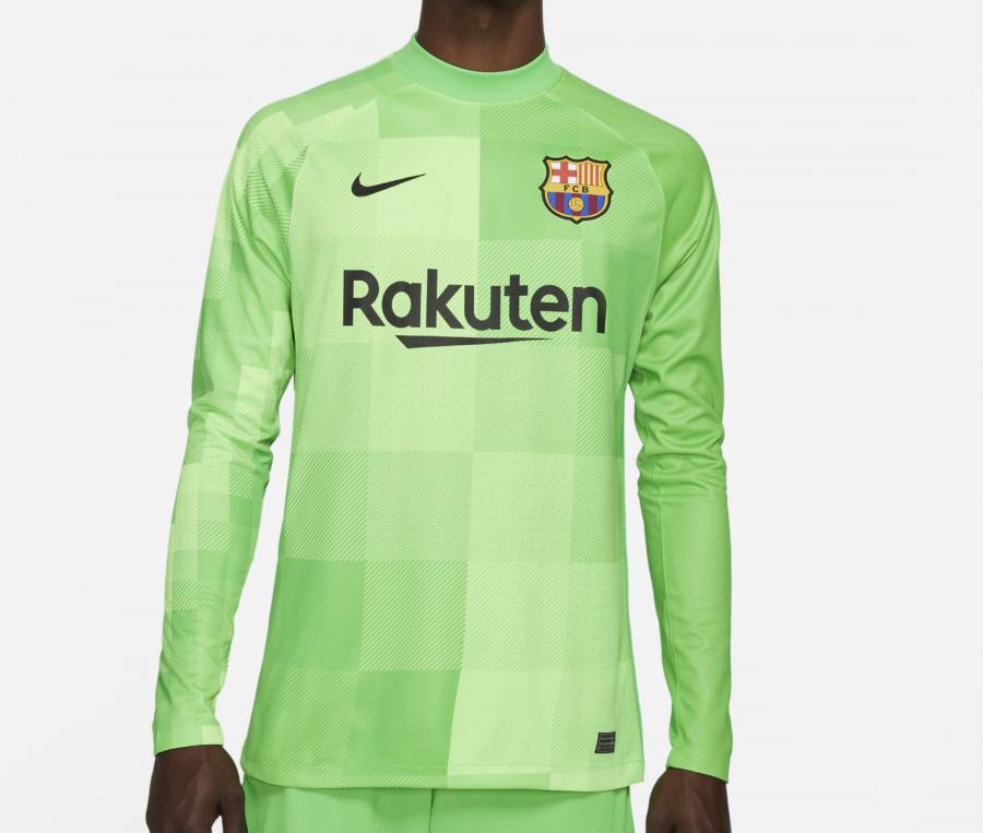 Maillot Barça Gardien 2021/2022