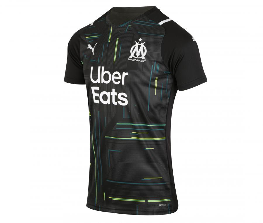 OM Goalkeeper Kid's Football Shirt 2021/2022