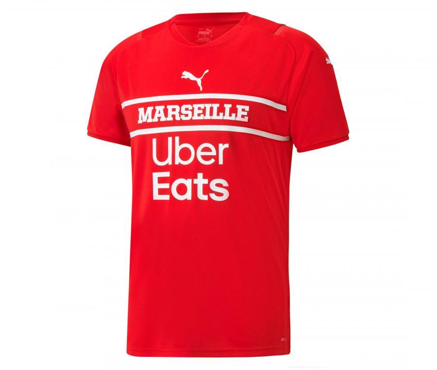 Camiseta OM Third Portero 2021/2022 Niño