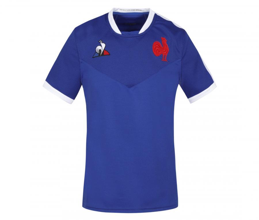 Maillot France FFR XV Domicile Replica 2020/2021 Femme