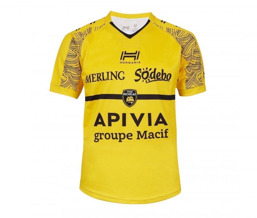 Maillot Stade Rochelais Extérieur 2020/21