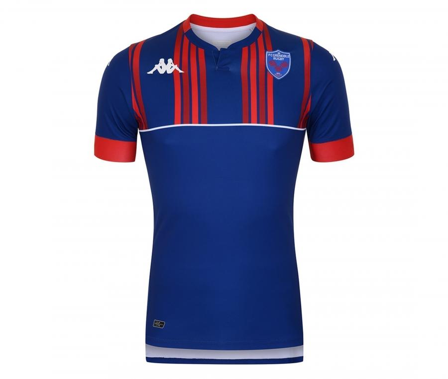 Maillot Grenoble Rugby Domicile 2020/2021