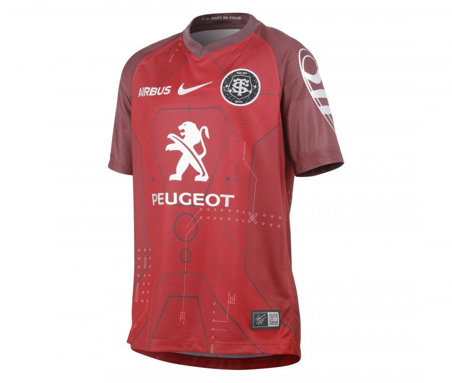 Maillot Stade Toulousain Third 2020/2021 Junior