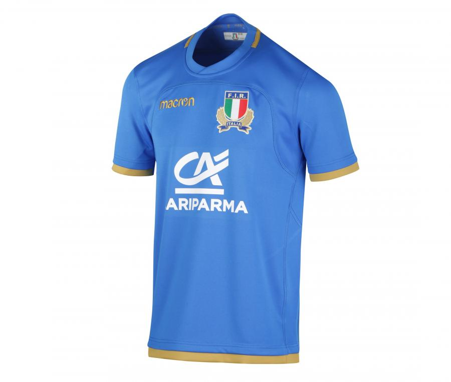 Maillot Rugby Italie FIR Domicile 2017/18
