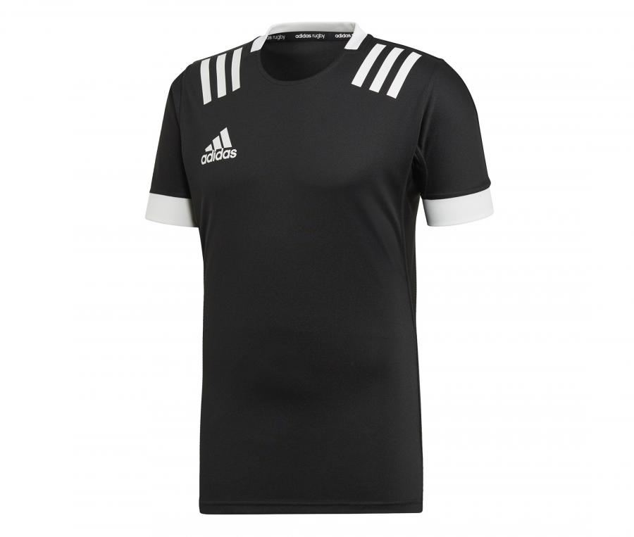 Maillot adidas 3 Stripes Noir