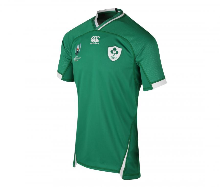 Maillot Irlande Domicile Coupe du Monde de Rugby 2019