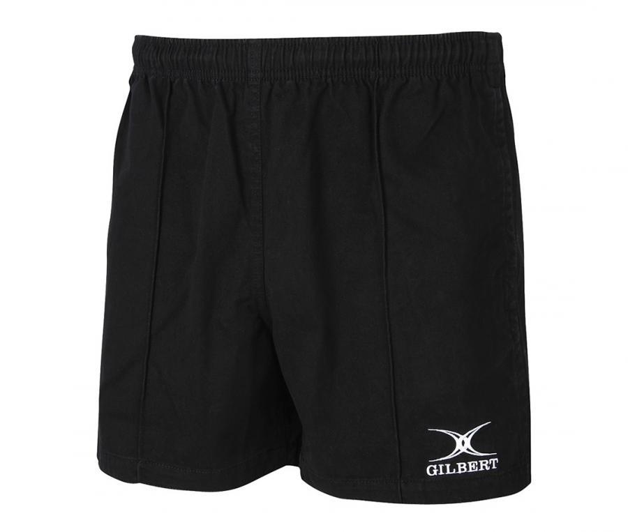 Short Gilbert Kiwi Pro avec poches Noir
