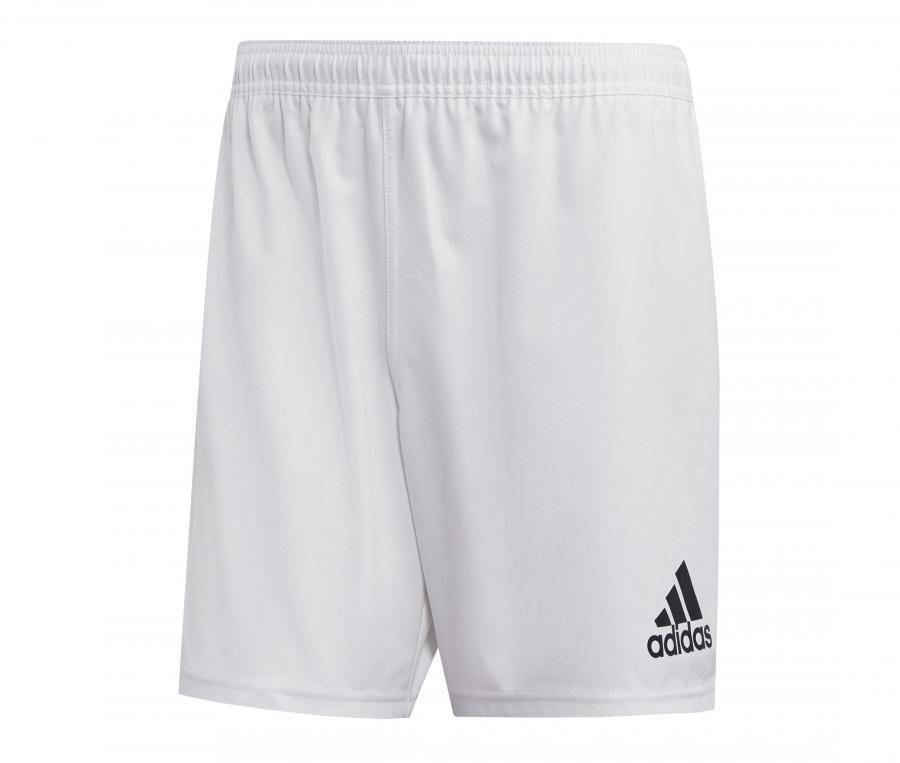 Short adidas 3 Stripes Blanc