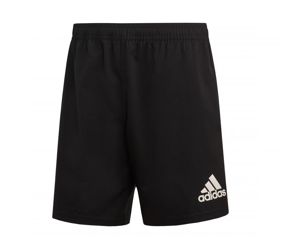 Short adidas 3 Stripes Noir