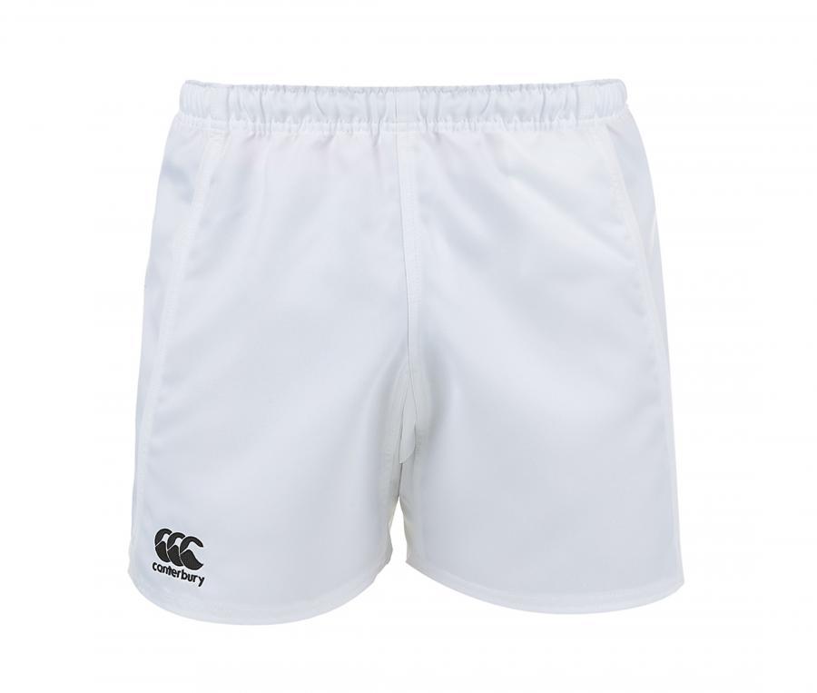 Short Canterbury Blanc