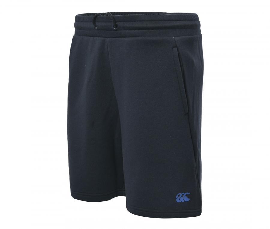 Short Canterbury Casual Bleu