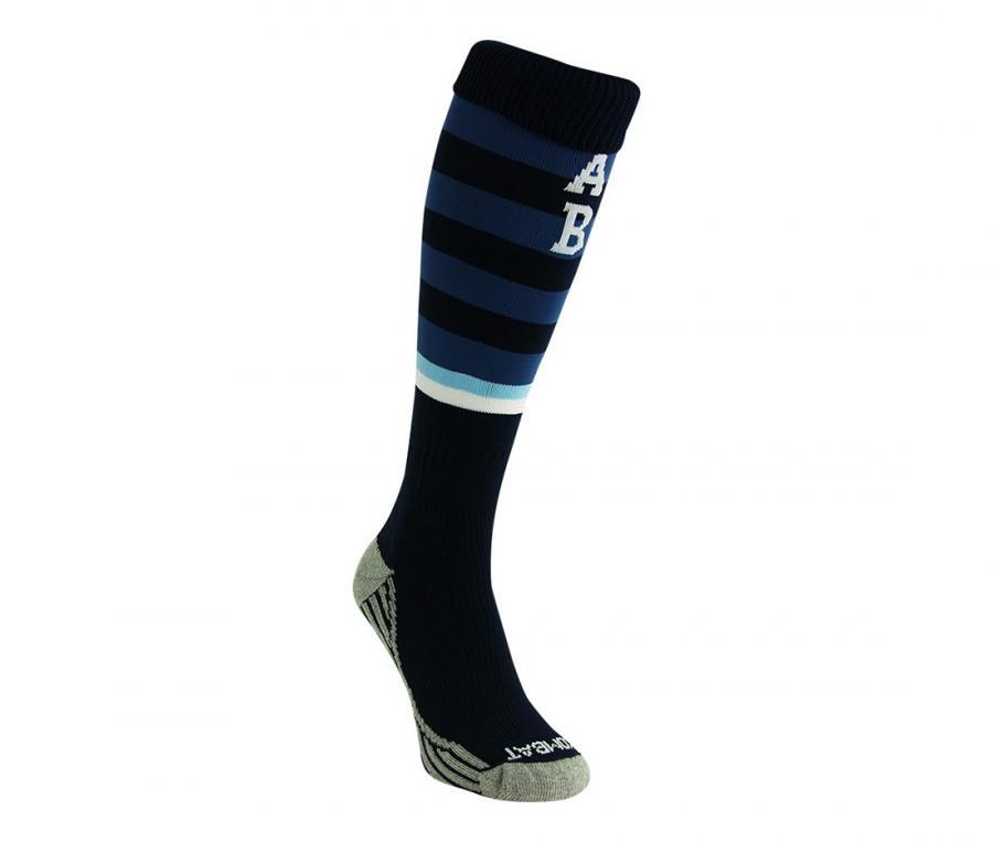 Chaussettes rugby Gara Aviron Bayonnais bleu