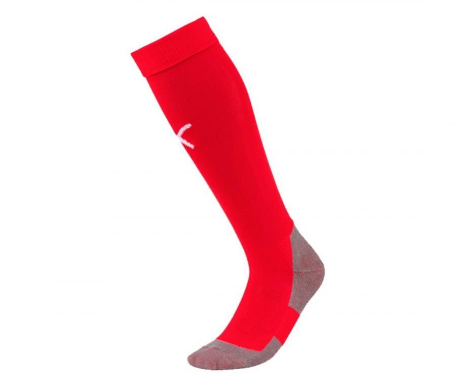 Chaussettes Liga Core rouge