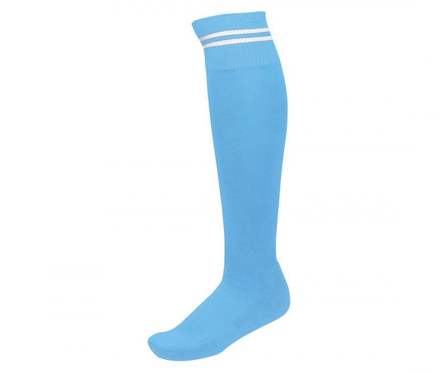 Chaussettes de rugby Compétition Bleu/Blanc