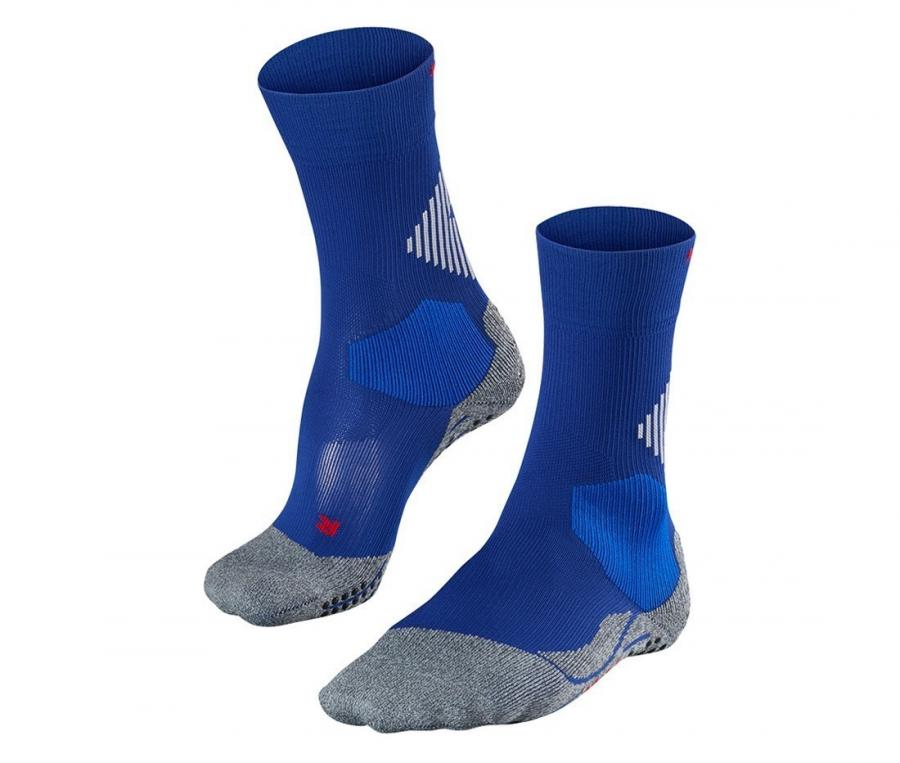 Chaussettes anti-dérapantes Falke 4GRIP Ergonomic Bleu