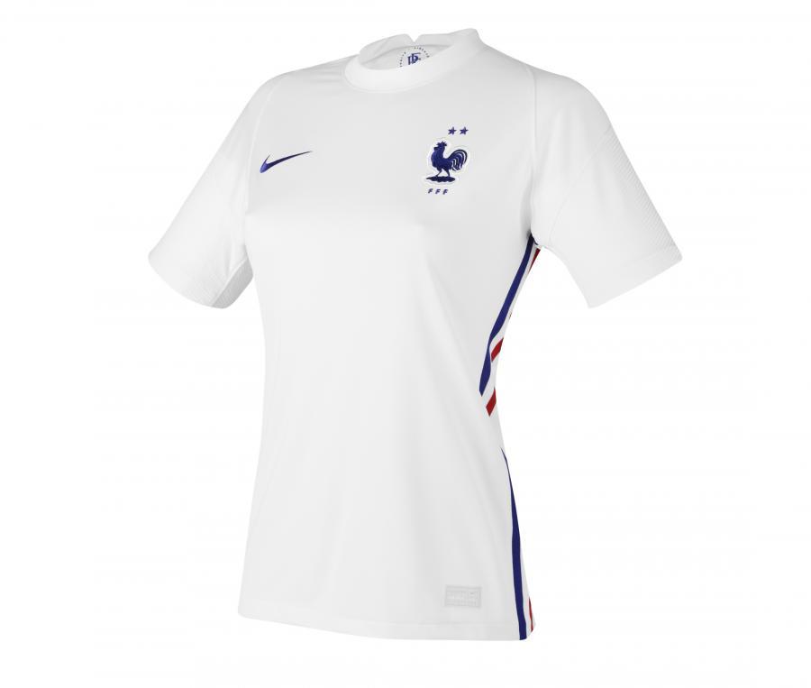 Maillot France Extérieur 2020-2021 Femme