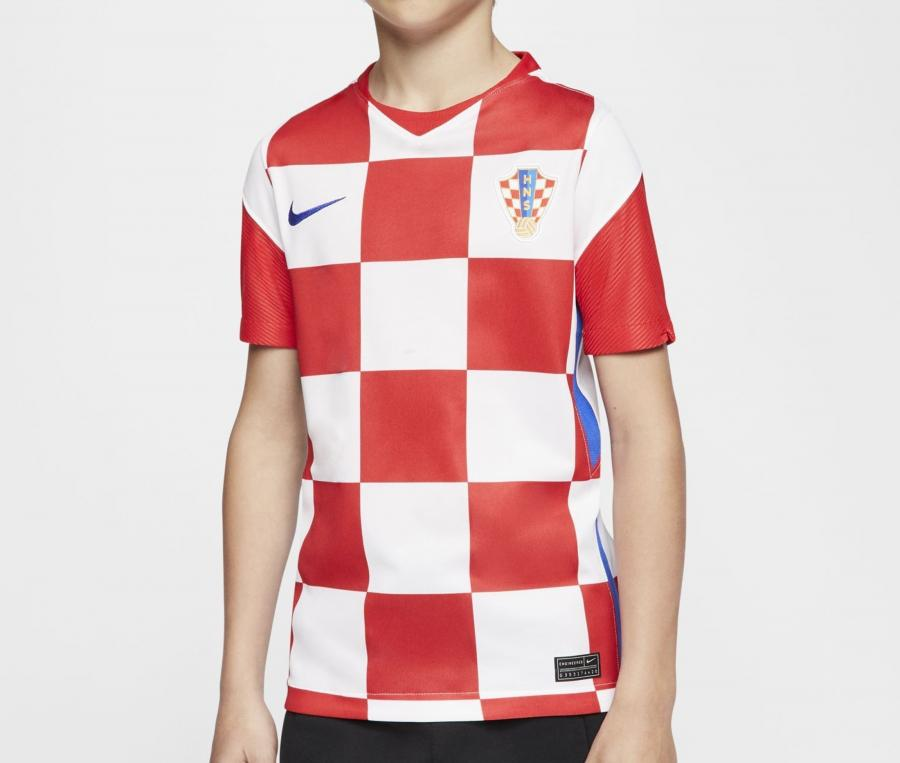 Maillot Croatie Domicile 2020/2021 Junior