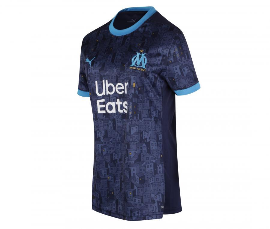 2020/21 OM Stadium Away Woman's Football Shirt
