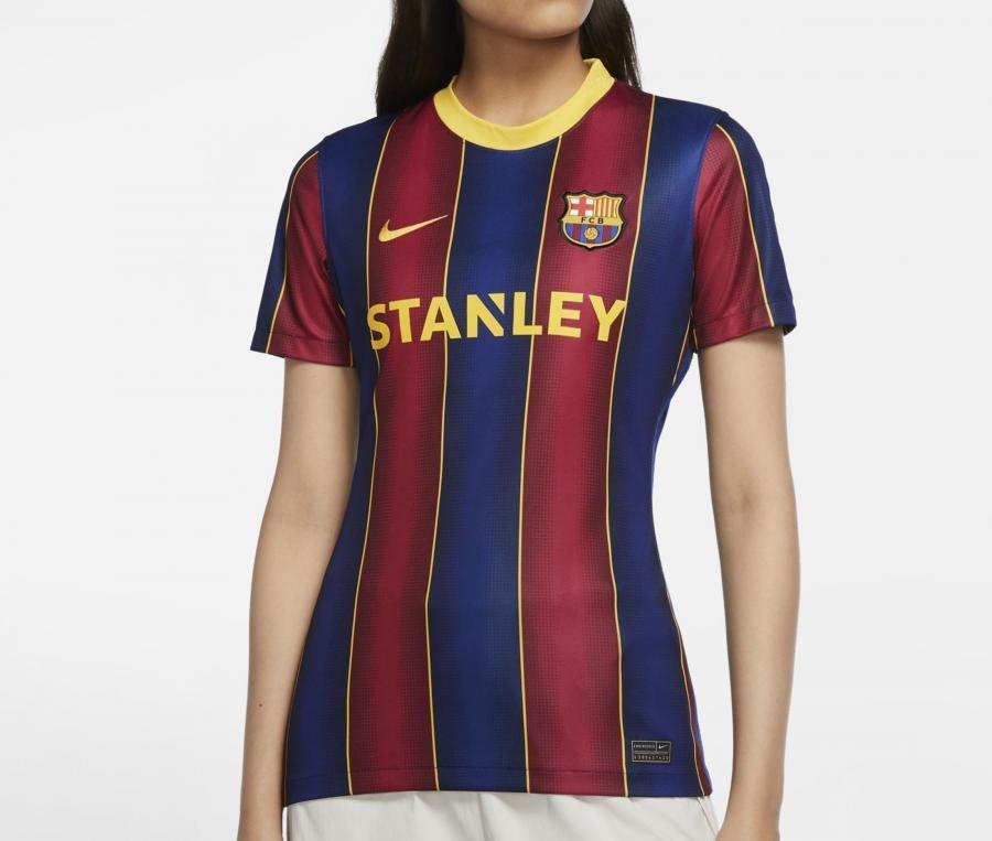 Maillot Barça Domicile 2020/2021 Femme