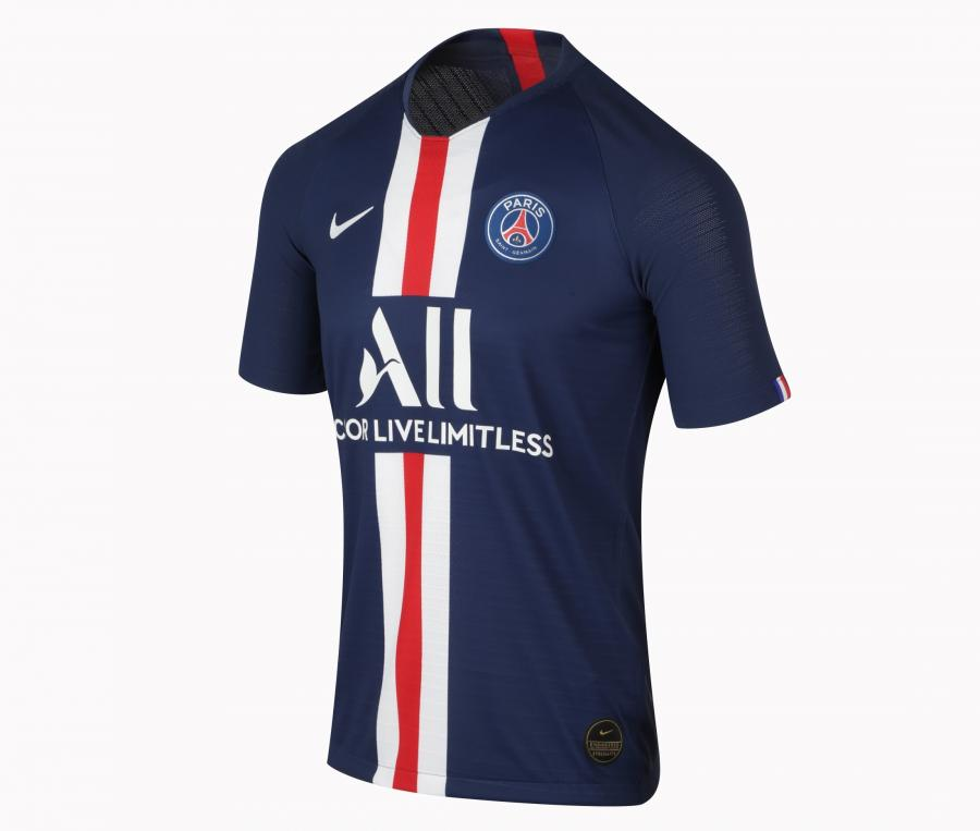 Maillot Match PSG Domicile 2019/20