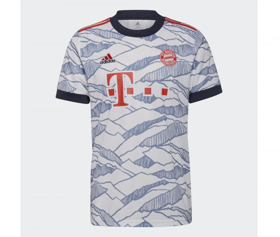 Maillot Bayern Munich Third 2021/2022