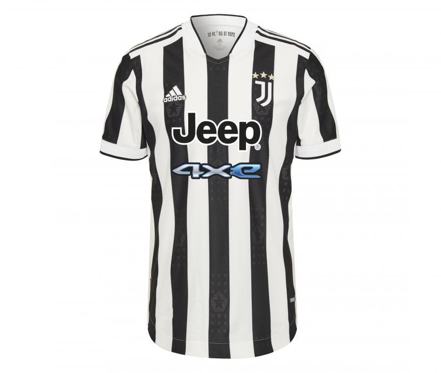 Maillot Authentique Juventus Domicile 2021/2022