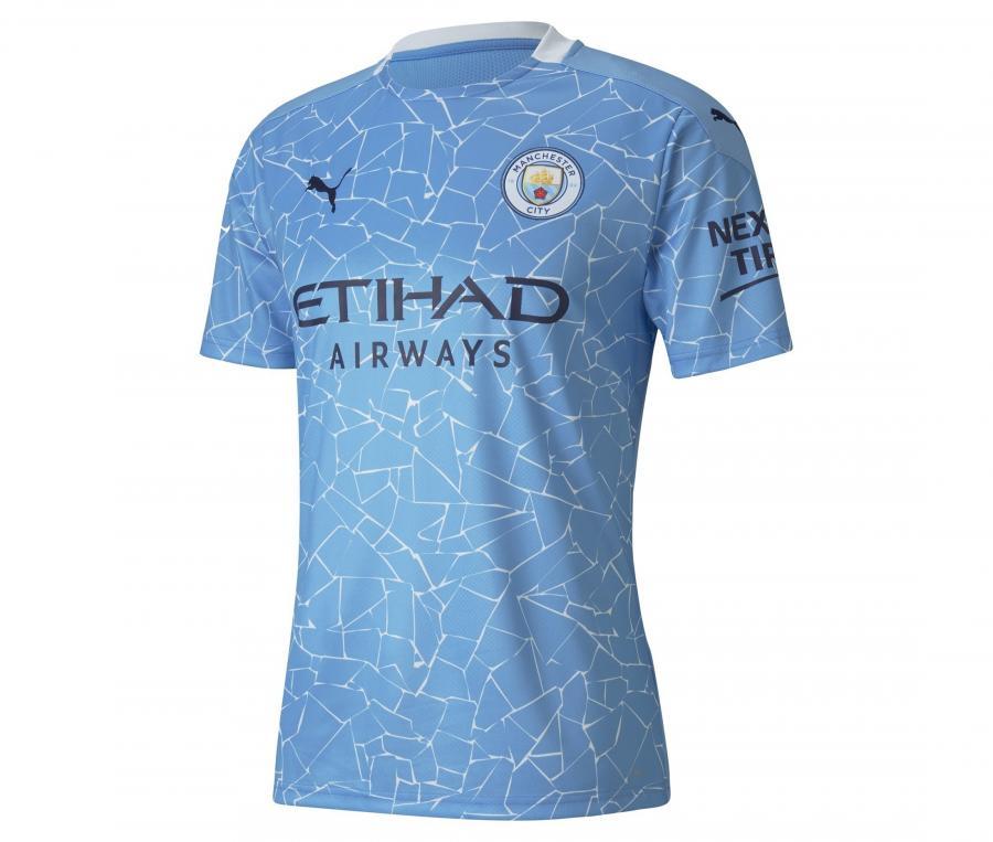 Maillot Manchester City Domicile 2020/2021 Junior