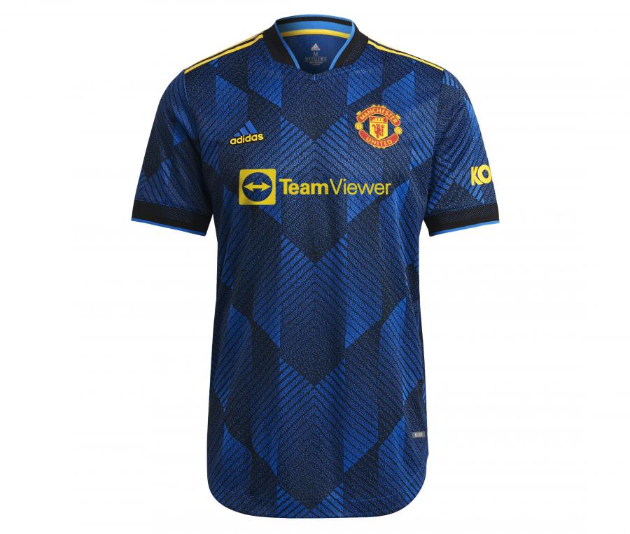 Maillot Authentique Manchester United Third 2021/2022