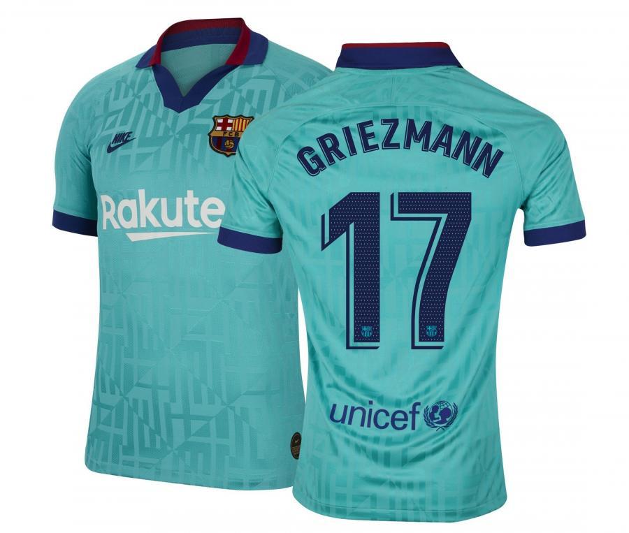 Maillot Match Barça Third Griezmann 2019/20