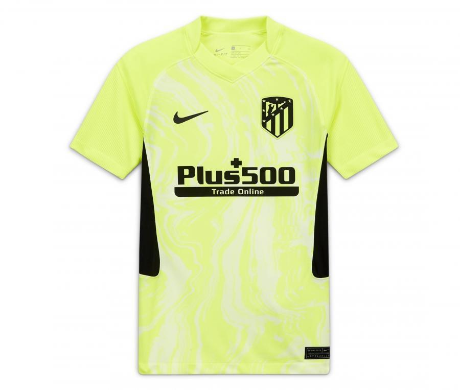 Maillot Atletico Madrid Third 2020/2021 Junior