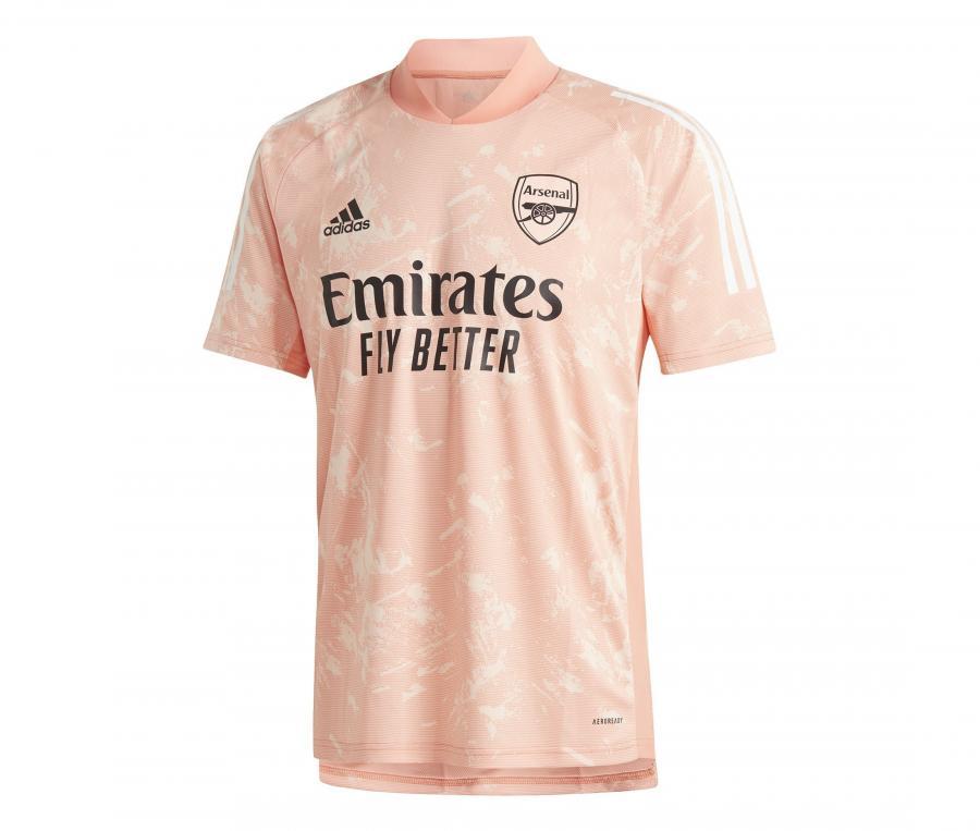 Maillot Entraînement Arsenal Ultimate Rose
