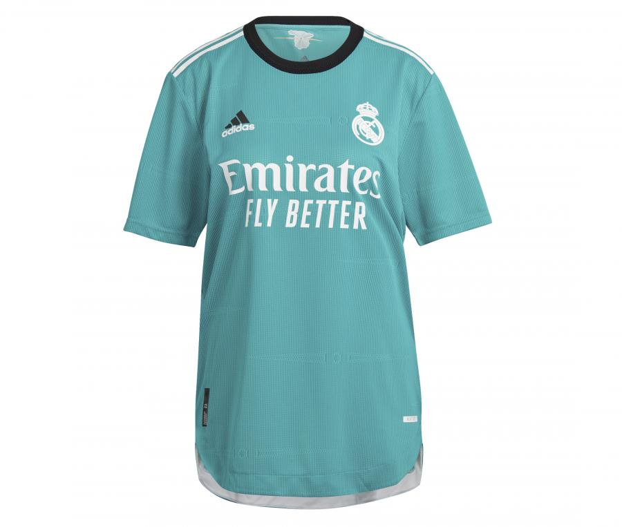 Maillot Authentique Real Madrid Third 2021/2022