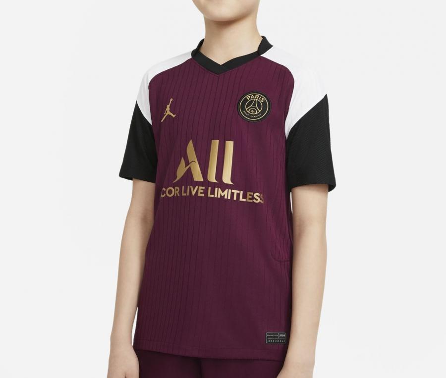 Maillot Jordan x PSG Third 2020/2021 Junior