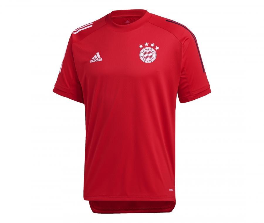 Maillot Entraînement Bayern Munich Rouge