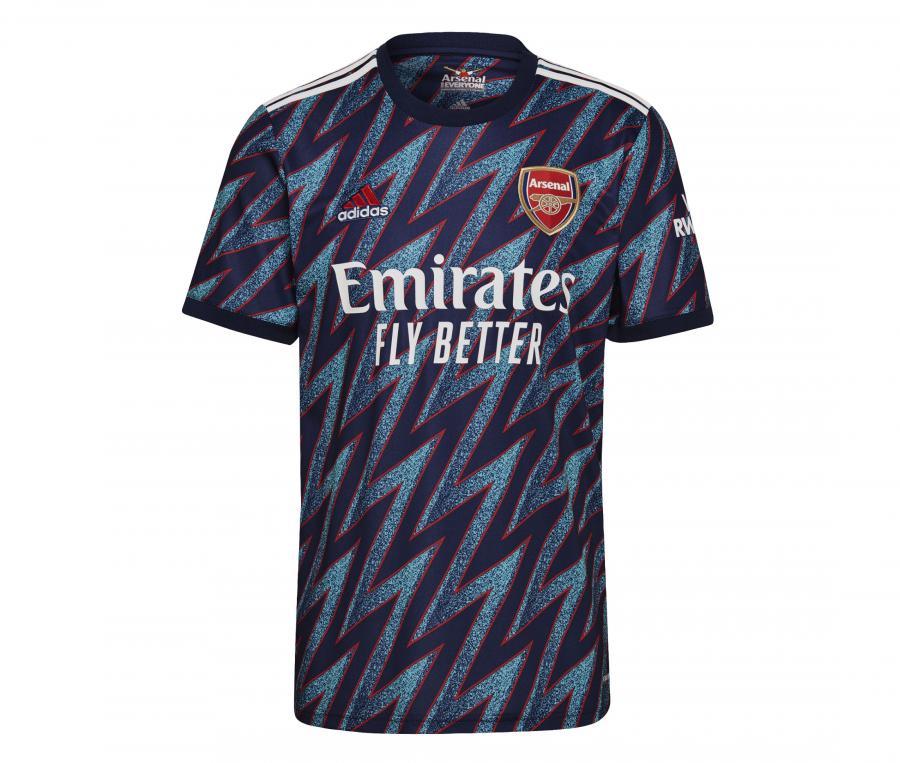 Maillot Arsenal Third 2021/2021