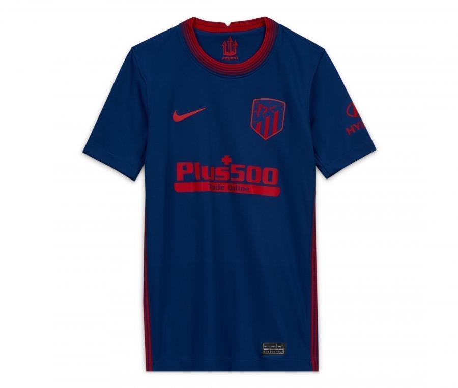 Maillot Atletico Madrid Extérieur 2020/2021 Junior