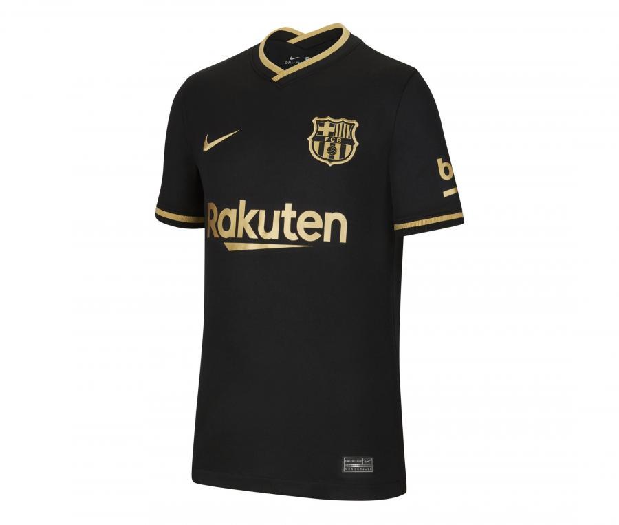 Maillot Barça Extérieur 2020/2021 Junior