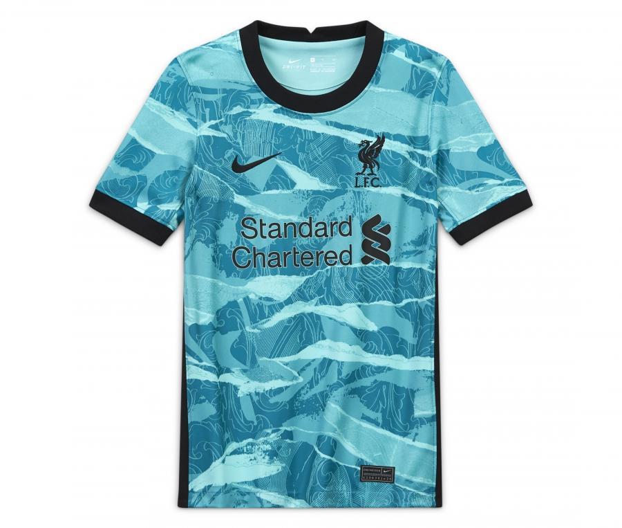 Maillot Liverpool Extérieur 2020/2021 Junior