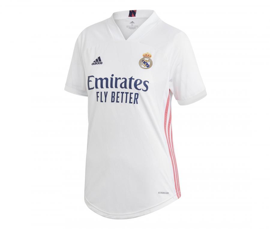 Maillot Real Madrid Domicile 2020/2021 Femme