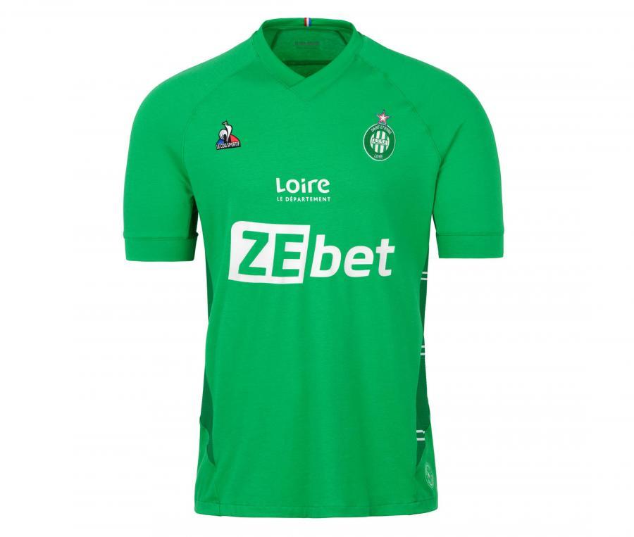 Maillot Match AS Saint-Etienne Domicile 2021/2022
