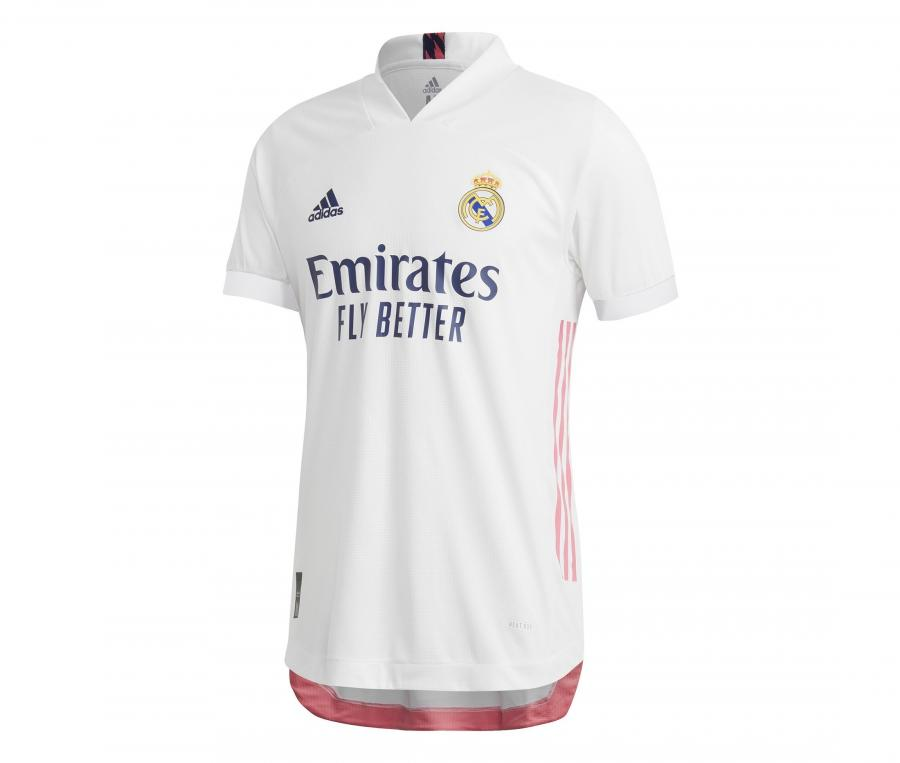 Maillot Authentique Real Madrid Domicile 2020/2021