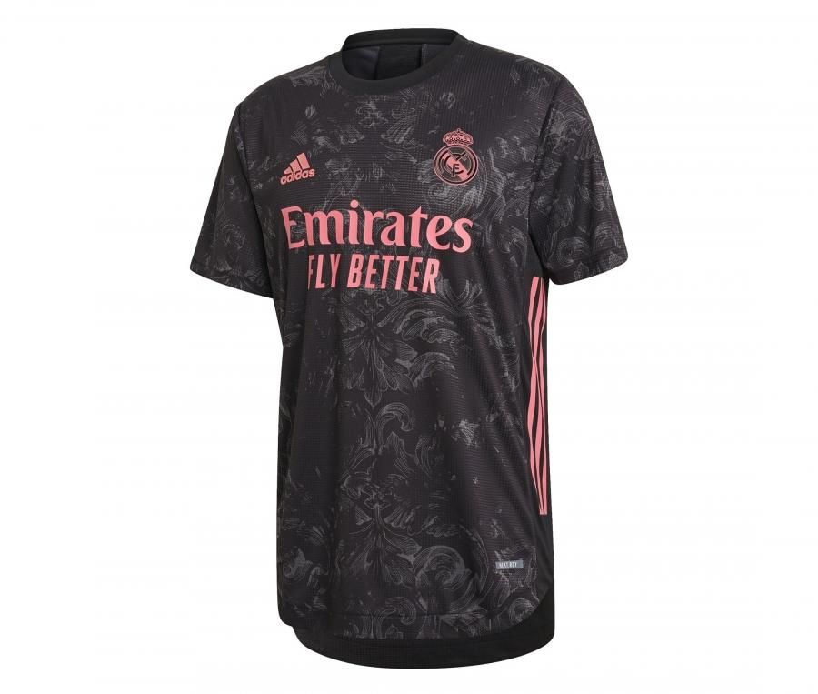 Maillot Authentique Real Madrid Third 2020/2021
