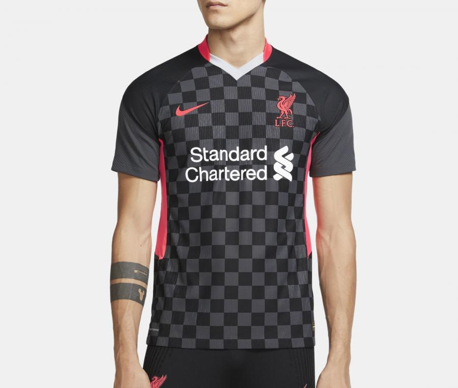 Maillot Match Liverpool Third 2020/2021