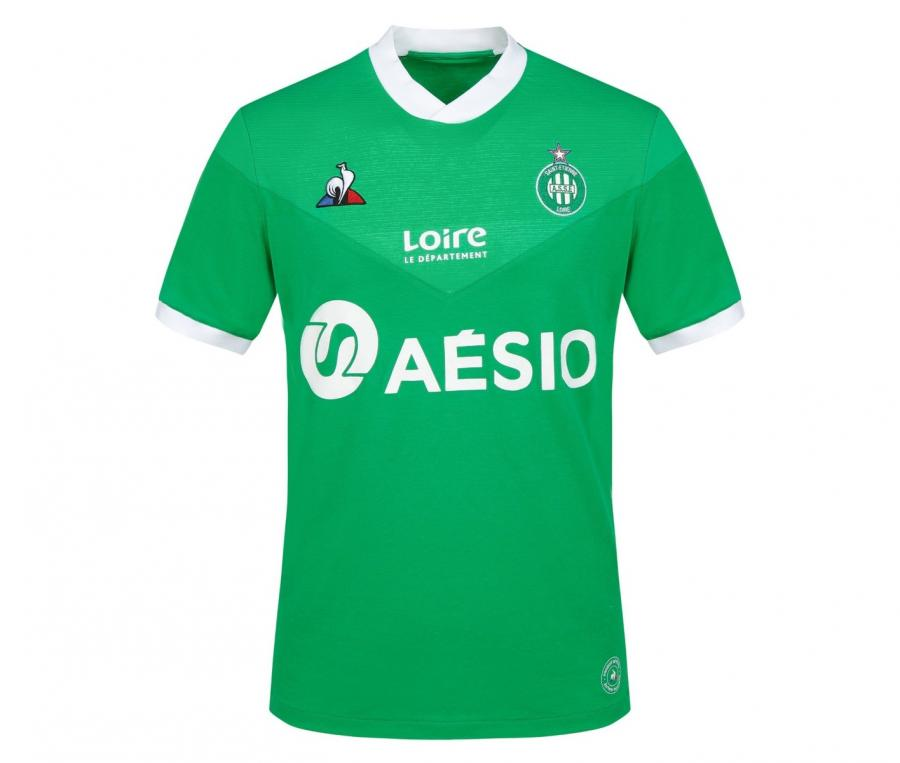 Maillot Match AS Saint-Etienne Domicile 2020/2021