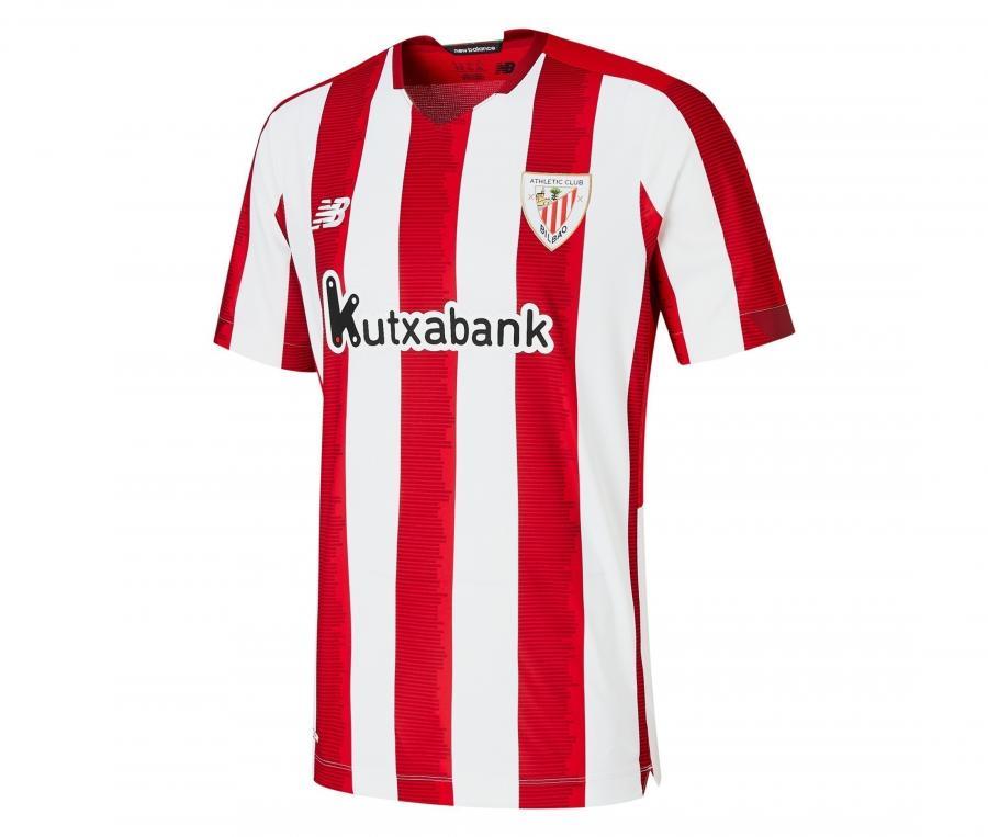 Maillot Athletic Bilbao Domicile 2020/21