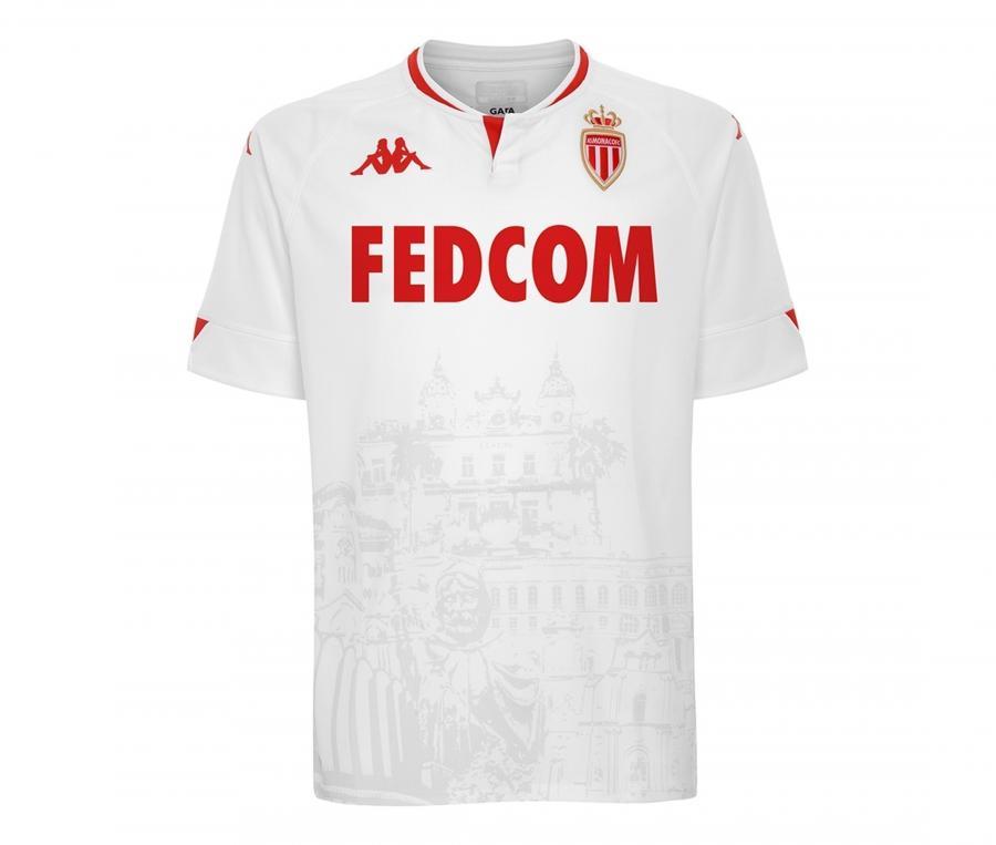 Maillot AS Monaco Third 2020/2021