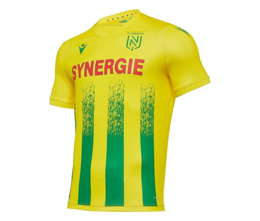 Maillot Authentique FC Nantes Domicile 2020/2021
